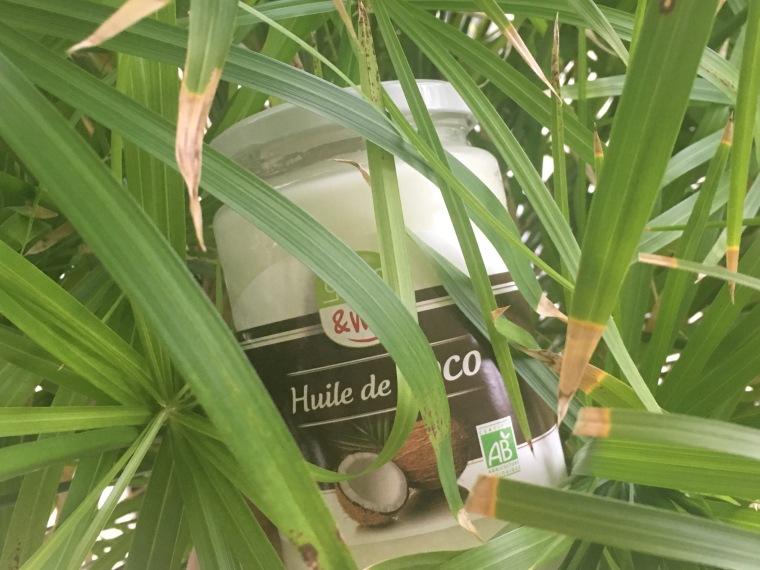 huile de coco naturelle